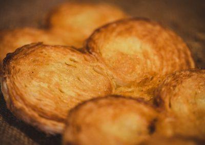 Palmiers la ptite boulange boulangerie Ploemel