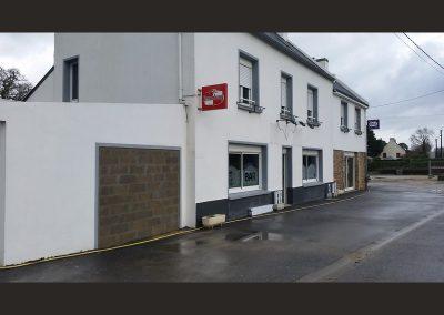 3 la facade du bar